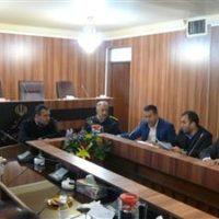برگزاری نخستین جلسه ستاد خدمات سفرهای نوروزی شهرستان بوكان