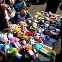 جشنواره بازی های بومی و محلی در نقده برگزار شد