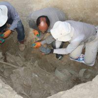 کشف گورهای دسته جمعی مربوط به دوره آهن در منطقه شال خلخال