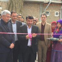 افتتاح اقامتگاه بوم گردی ننه بی بی واقع در روستای کرنگ کفتر شهرستان گالیکش