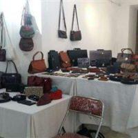 نمایشگاه صنایع دستی و هنرهای سنتی بانوان هنرمند شهرستان خوی برگزار شد