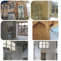 اتمام مرمت و بازسازی پروژه مشارکتی خانه رئیسی
