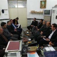 برگزاری جلسه اجرایی ستاد خدمات سفر شهرستان بوكان