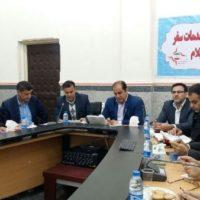 سومین جلسه ستاد اجرایی خدمات سفر استان ایلام برگزار شد