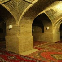 شاهکار هنر معماری ایرانی در مساجد تاریخی خراسانجنوبی