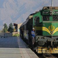 افزایش ظرفیت قطار همدان – مشهد