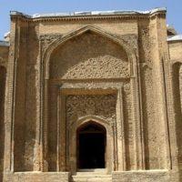 گنبدعلویان شاهکار قرن ششم هجری در همدان/بنایی با تزئینات استثنایی