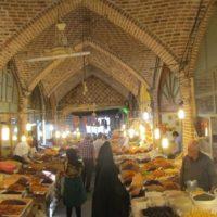 سرای «امام جمعه» بازار تاریخی اردبیل مرمت می شود