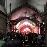 آتش در دامان بازار تبریز/هتلهای عجیب ایران