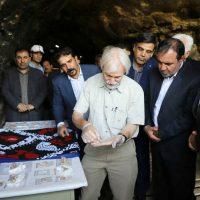 جزئیات جدید از کاوش در غار «کلدر» لرستان