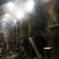 آتش در کمین موزه های ایران/ نوتردام و بازار تبریز از یاد نروند