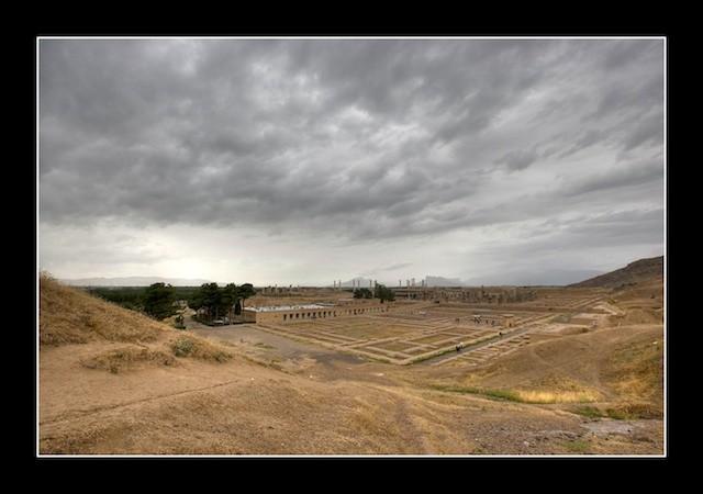 عکس های تخت جمشید (پارسه)- هخامنشیان - ایران باستان - 1