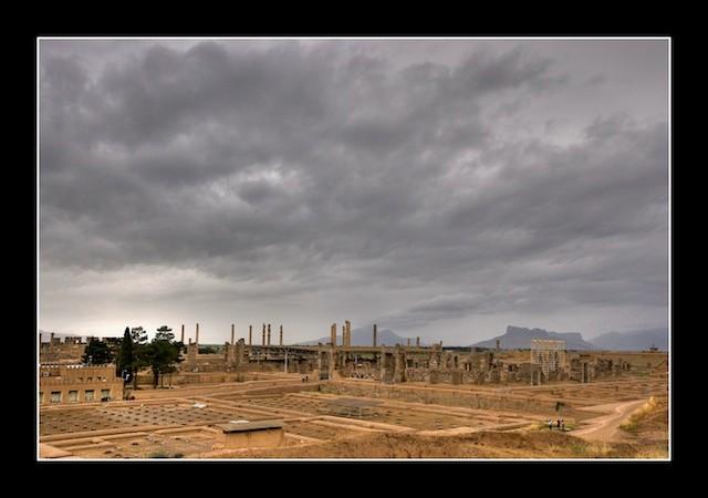عکس های تخت جمشید (پارسه)- هخامنشیان - ایران باستان -2