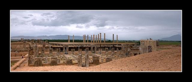 عکس های تخت جمشید (پارسه)- هخامنشیان - ایران باستان - 6