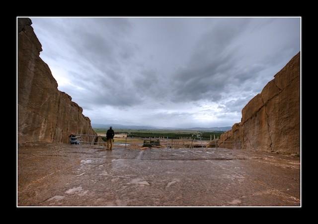 عکس های تخت جمشید (پارسه)- هخامنشیان - ایران باستان - 7