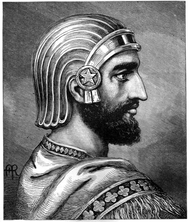 کوروش کبیر، نخستین شاه هخامنشی - ایران باستان