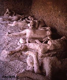 پمپی، شهری که ناپدید شد و مردمی که سنگ شدند