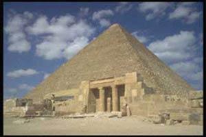 هرم بزرگ خوفو مصر باستان