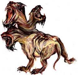 جانوران افسانه ای در یونان باستان