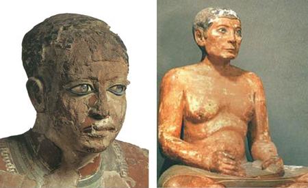 کهنان در مصر باستان