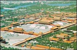 ساختمان قصرها و کاخ ها چین