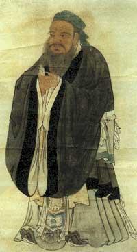 کنفوسیوس و تئوری مکتب وی